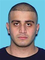 Der Attentäter Omar Mir Seddique Mateen (Führerscheinfoto)