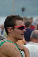 Jan Frodeno während der deutschen Triathlon-Meisterschaften 2006 in Schliersee