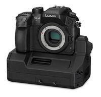 Panasonic Lumix DMC-GH4UE-K Systemkamera mit Video-Interface
