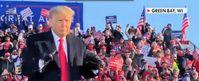 Wahlkampfveranstaltung von Donald Trump (2020)