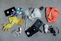 """Abfälle wie diese gehören nicht in die Gelbe Tonne oder den Gelben Sack. Bild: Initiative """"Mülltrennung wirkt"""" Fotograf: Steffen Jagenburg"""