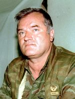 Ratko Mladić 1993 Bild: I, Evstafiev / wikipedia.org