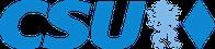 Christlich-Soziale Union in Bayern e. V. (Kurzbezeichnung CSU)