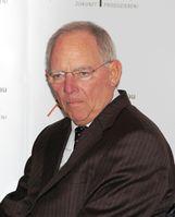 Wolfgang Schäuble im Oktober 2012