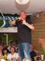 Willi Herren bei einem Auftritt auf Mallorca im August 2011