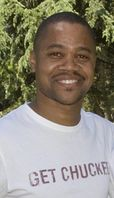 Cuba Gooding junior in Los Angeles (2008)