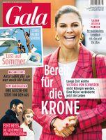 """GALA Cover 3/2021 (EVT: 14. Januar 2021)  Bild: """"obs/Gruner+Jahr, Gala"""""""