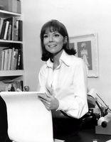 Diana Rigg (1973), Archivbild