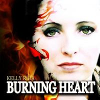 "Bild:  ""obs/ALLMUSICA/© 2014 ALLMUSICA"" - Cover ""Burning Heart"" von KELLY RIDA"