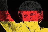 Angela Merkel (Symbolbild)