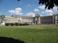 Die OSZE hat ihren Hauptsitz in der Wiener Hofburg.