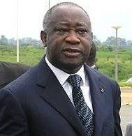 Laurent Gbagbo Bild: Voice of America/M Motta