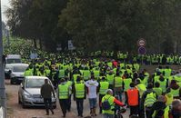 Die Franzosen stehen gegen Macron auf