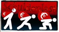 Die Schulden des einen, sind die Vermögen der anderen. Die Zinszahlungen der einen, sind die arbeitslosen Einkommen der anderen. Schulden und Guthaben werden von Generation zu Generation weitervererbt (Symbolbild)