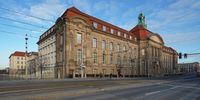 Erster Dienstsitz des  Bundesministerium für Wirtschaft und Energie (BMWi) in Berlin