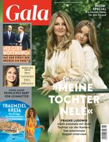 Cover GALA 28/2021 (EVT: 8. Juli 2021) Bild: GALA, Gruner + Jahr Fotograf: Gruner+Jahr, Gala