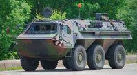 Spürpanzer Fuchs des ABC-Abwehrregiments 1 (Symbolbild)