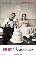 """""""Fast verheiratet"""" Kinoposter"""