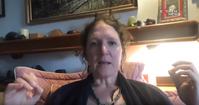 Nachricht an die Dunkelmächte von Laura Eisenhower