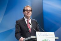 Alexander Dobrindt Bild: International Transport Forum, on Flickr CC BY-SA 2.0