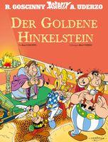 """Cover des illustrierten Albums Asterix - Der Goldene Hinkelstein  Bild: """"obs/Egmont Ehapa Media GmbH/© 2019 LES EDITIONS ALBERT RENE"""""""