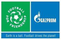 Bereits zum neunten Mal findet das internationale Kindersozialprogramm von Gazprom statt.  Bild: FOOTBALL FOR FRIENDSHIP Fotograf: FOOTBALL FOR FRIENDSHIP