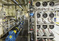 Weltwassertag: SKODA AUTO überzeugt bei Ressourcenschonung und Wasseraufbereitung. Bild: Skoda