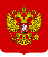 Wappen Russland