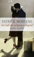 """Buchcover """"Im Café der verlorenen Jugend"""" von Patrick Mondiano"""