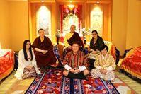 Karmapa's Familie