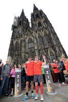 Markus Lanz, Joey Kelly Bild: ZDF und Sascha Baumann