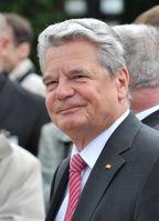 Joachim Gauck, 2012