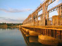 Brücke über den Dnister