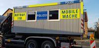 Mobile Polizeiwache Meinersen Bild: Polizei