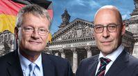 Prof. Dr. Jörg Meuthen und Dr. Alexander Wolf (2021)