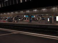 Bahnstreik Bild:  Joachim Bomann, on Flickr CC BY-SA 2.0