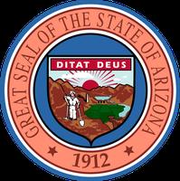 Wappen von Arizona
