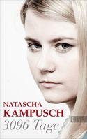 """Buchcover """"3096 Tage"""" von Natascha Kampusch"""