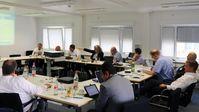 Erstes Interfraktionelles Treffen der baupolitischen Sprecher der AfD-Fraktionen in Wiesbaden am 17. Juni 2019