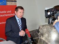 Wladimir Grinin Bild: Ministerium JustizEuropaVerbraucherschutz, on Flickr CC BY-SA 2.0