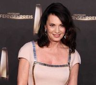 Iris Berben beim Deutschen Fernsehpreis 2012
