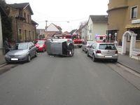 Unfall in 55270 Klein-Winternheim