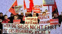 SPD Basis: Auch egal was sie will, es wird eh gemacht was auf irgendeinem Plan steht.... (Symbolbild)