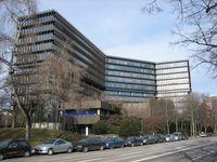 Hauptgebäude des Europäischen Patentamts in München