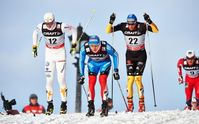 Langlauf: FIS World Cup Langlauf - Stockholm (SWE) - 20.03.2013 Bild: DSV