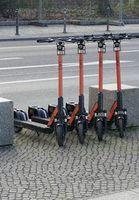 E-Scooter: stellen Risiko für persönliche Daten dar.