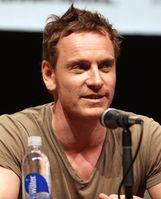 Michael Fassbender auf der ComicCon (2013)