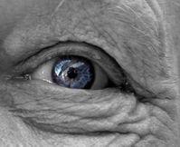 Auge: Neue Tropfen können Grünen Star behandeln.