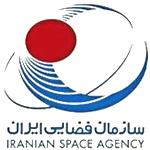 Iranische Weltraumagentur Logo