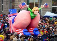 Merkel in Amerika, 2003